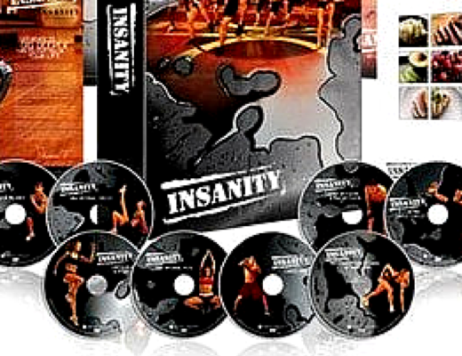 My Beachbody Insanity 60 Day Total Body Conditioning Program Review
