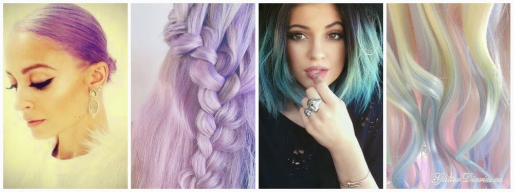 Tuesday Trends: Pastel Hair