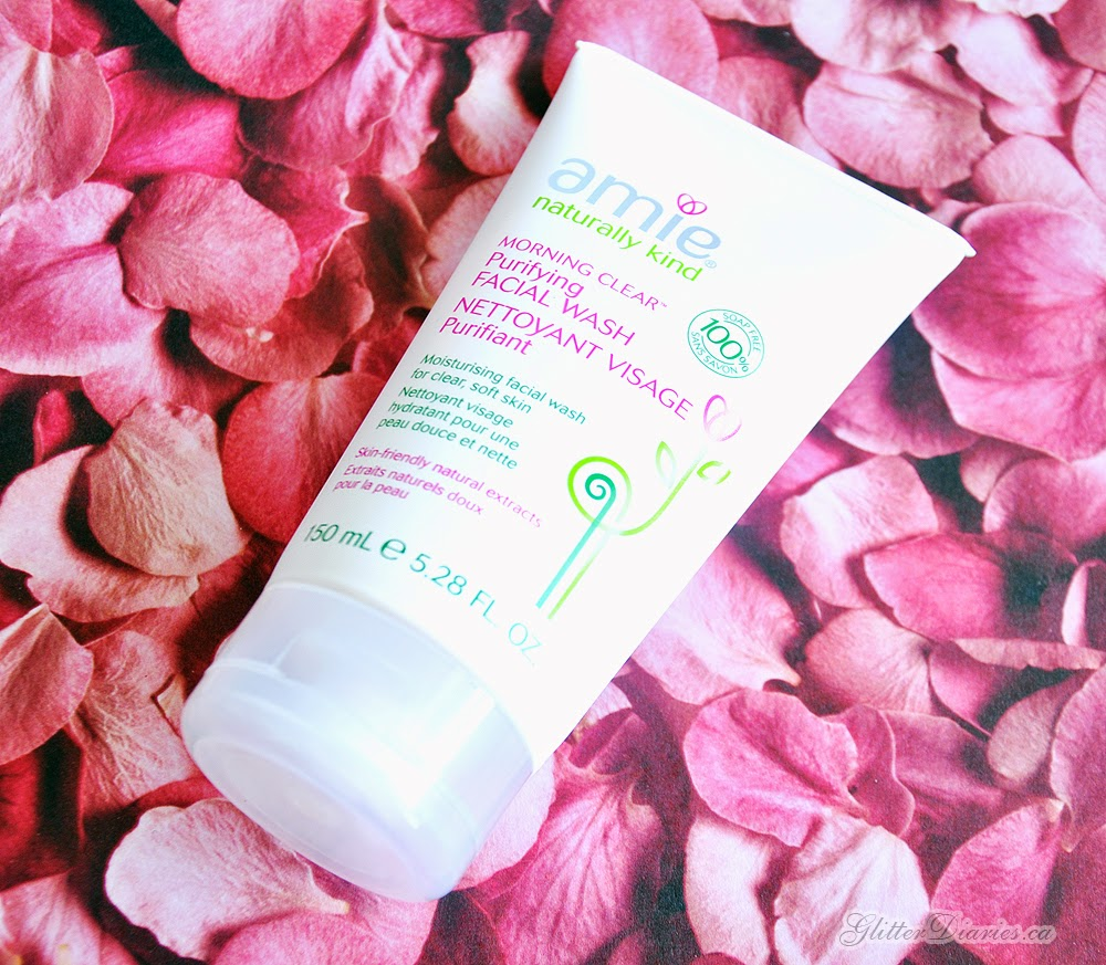 Amie Skincare Morning Clear Purifying Facial Wash