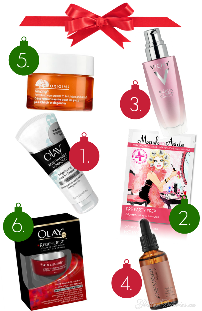 12 Days of Christmas: My Pre-Holiday Party Skincare Routine