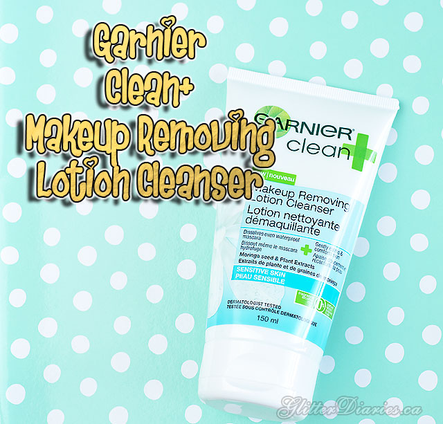 Garnier Clean+ Makeup Removing Cleansing Lotion Review