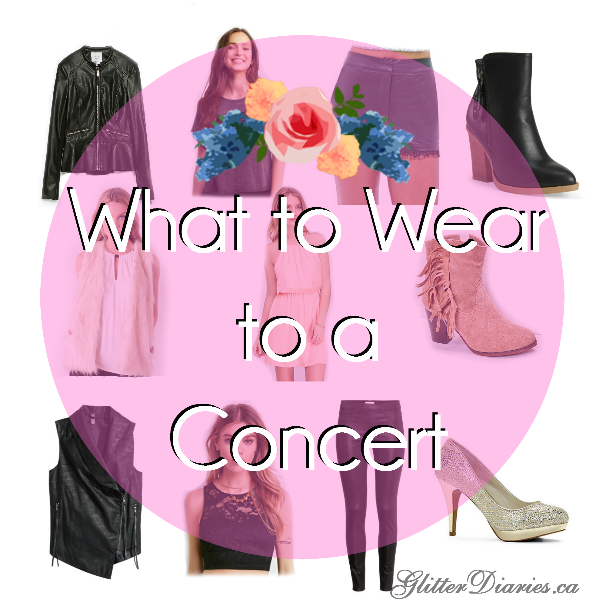 What to Wear to a Concert Tips