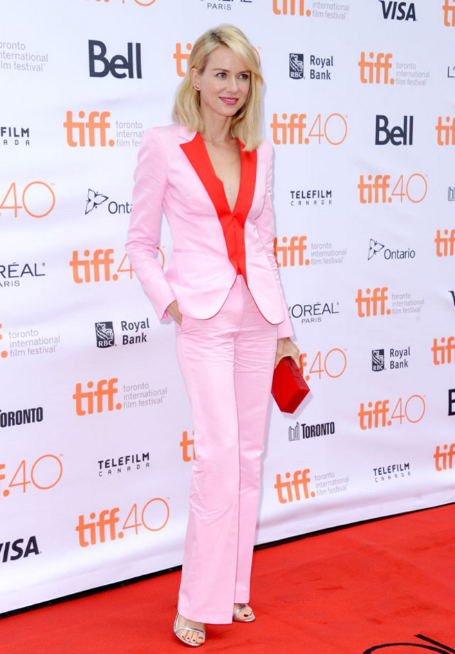 Top 5 Best Dressed at TIFF 2015