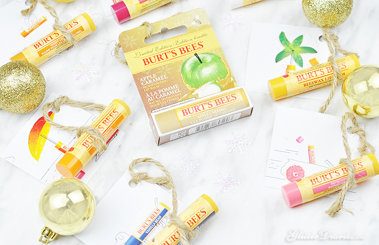 Uncap the Flavour with Burt's Bees Flavoured Lip Balms Review & Giveaway