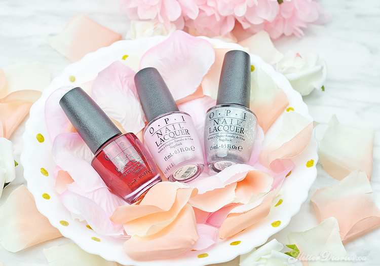 OPI Constellation Chic Review & Nail Swatches
