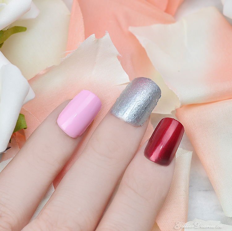 OPI Constellation Chic Review and Nail Swatches