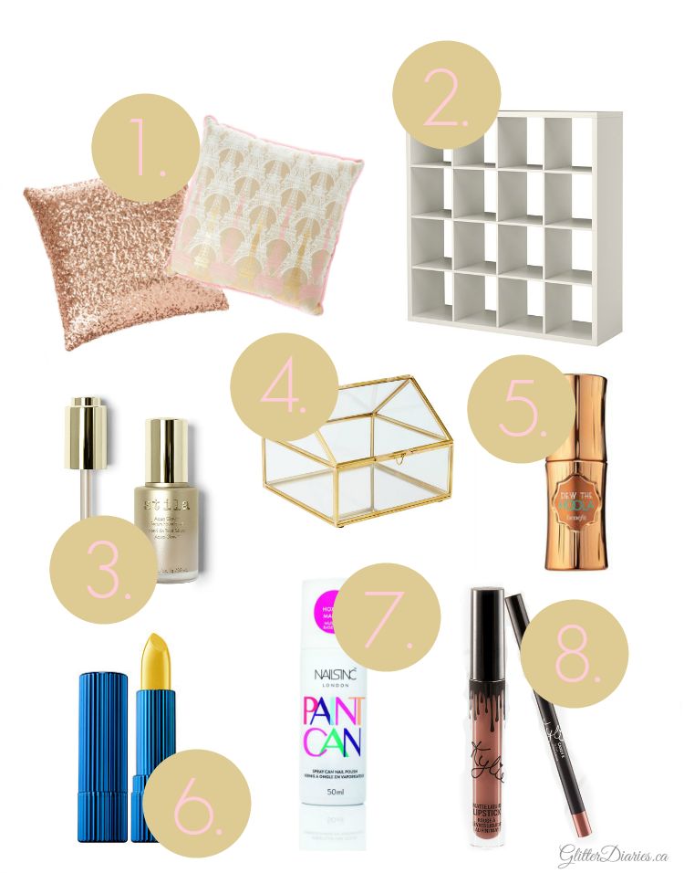 March 2016 Lust List