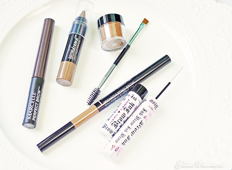 Arouse Your Brows: 5 New Brow Products to Try
