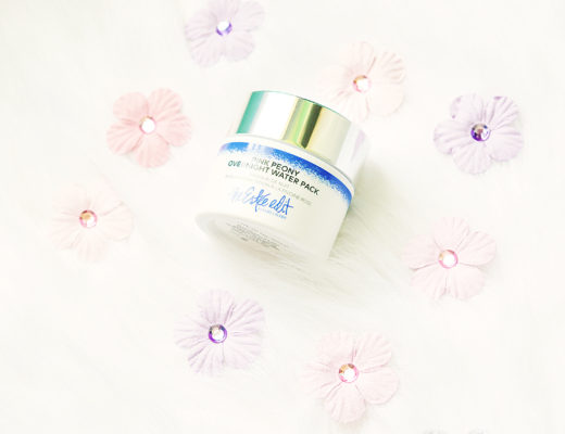 The Estee Edit Pink Peony Overnight Water Pack Review