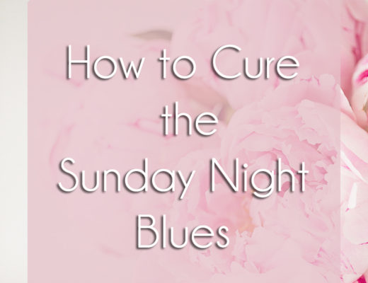 How to Cure the Sunday Night Blues