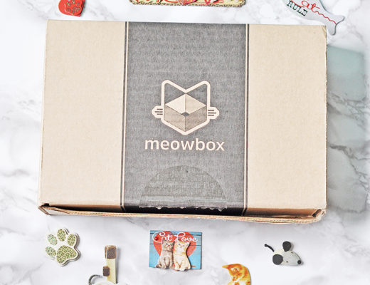 Meowbox June Subscription Box Review