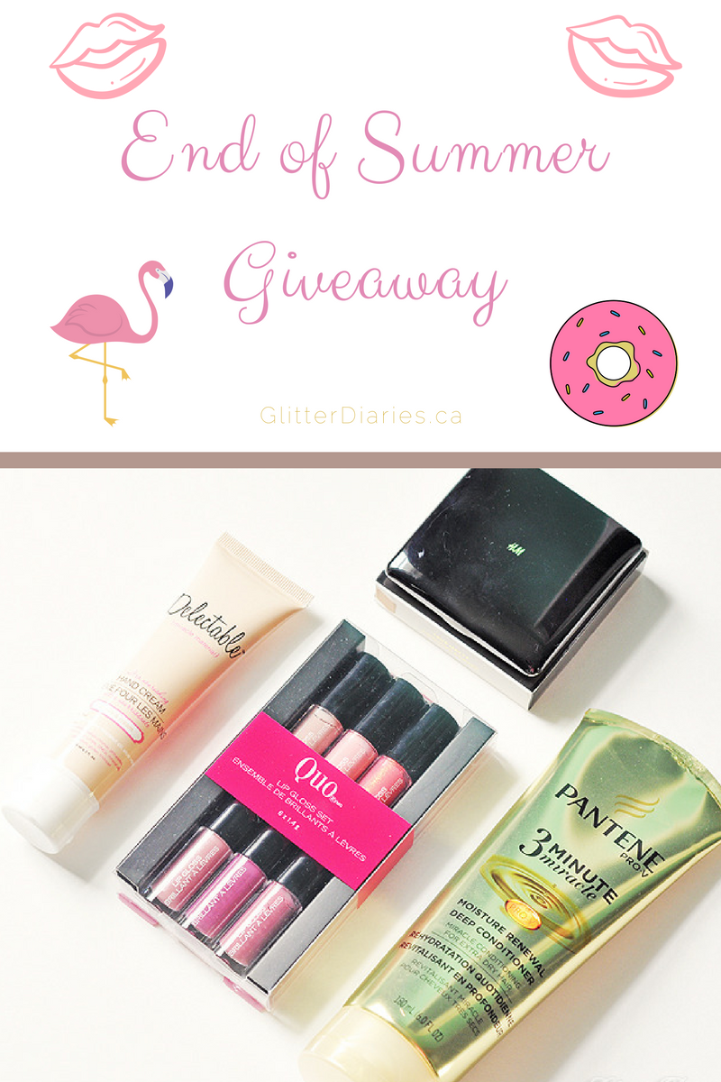 End of Summer Giveaway #2