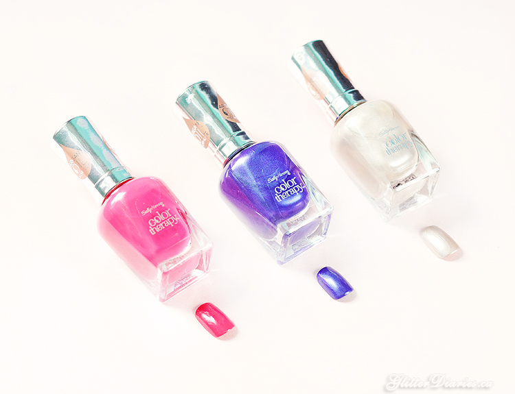 Sally Hansen Color Therapy Collection Review