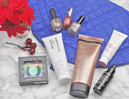 Holiday Party Beauty Prep