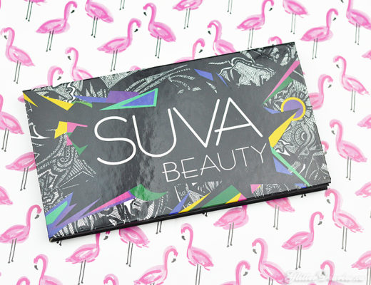 SUVA Beauty Cupcakes and Monsters Palette Review
