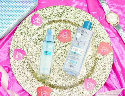 Spring Cleaning My Skincare Routine with L'Oreal