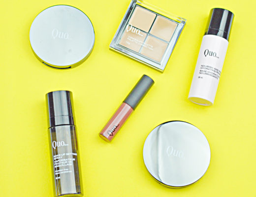 New Core 2017 Products from Quo Cosmetics!