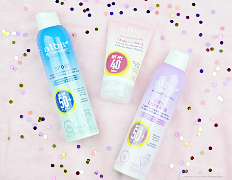Sunscreen Review | Glitter Diaries
