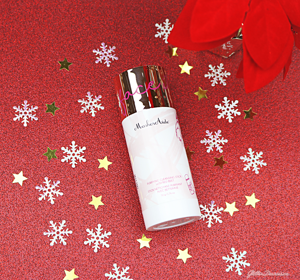 MaskerAide LET'S FACE IT Purifying Cleansing Stick