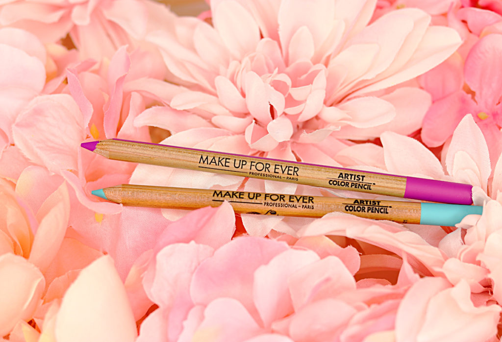 It's Colouring Time! Make Up For Ever Artist Color Pencils Review